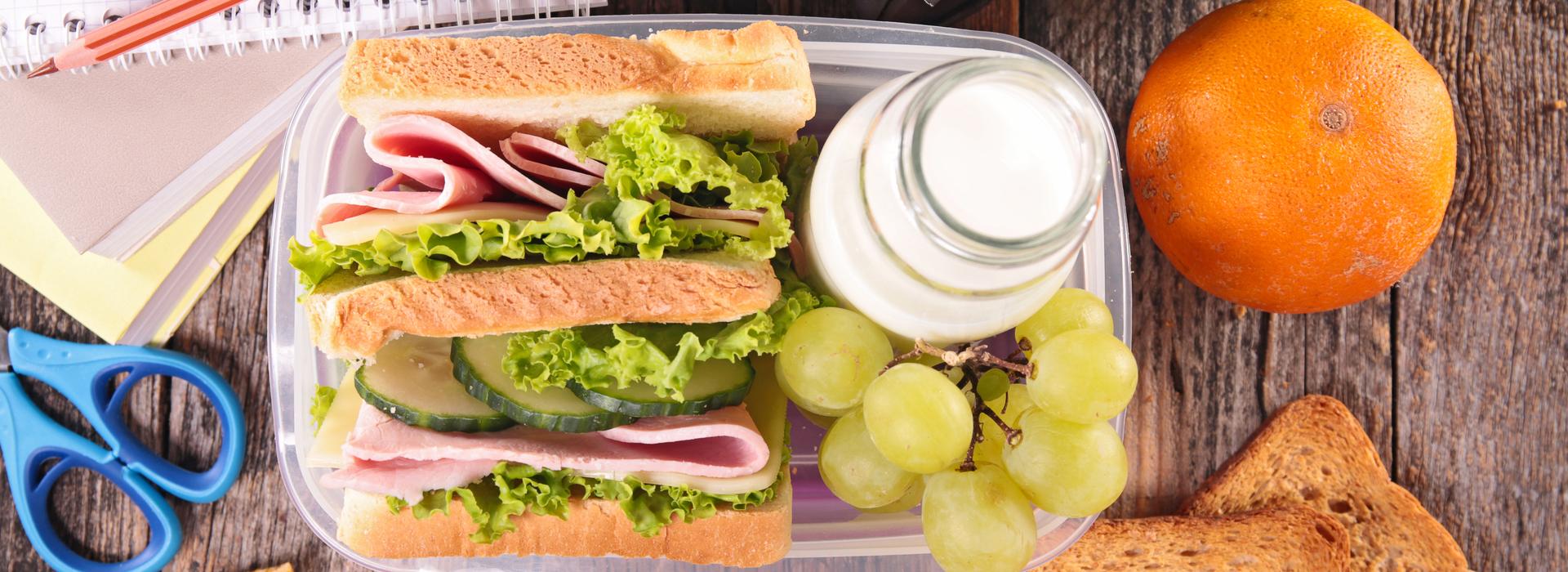 Photo of Ham Sandwich